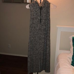 Wild fable grey maxi dress